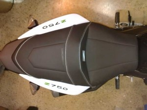 Asiento Bagster Z-750
